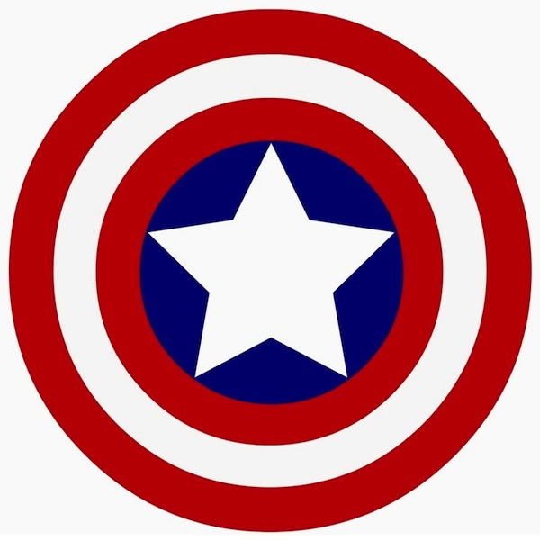 SUPERHERO LOGO.