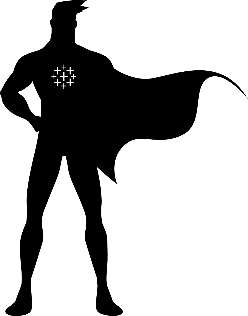 Silhouette Clip art Superhero movie Spider.
