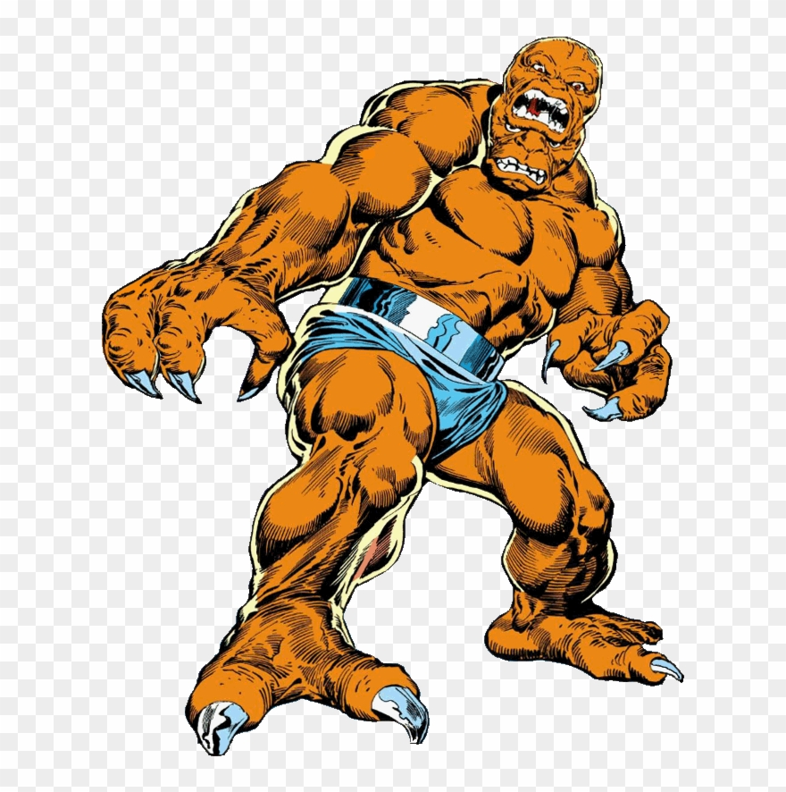 Name This Marvel Villain Clipart (#2391959).