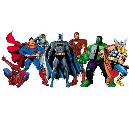 Super Heroes Png (23+ images).
