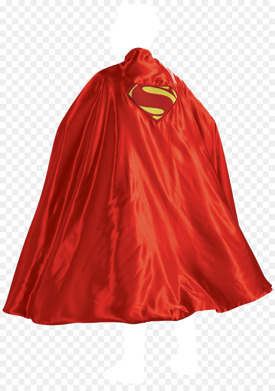 Download Free png Superman logo Batman Cape Superhero cloak.