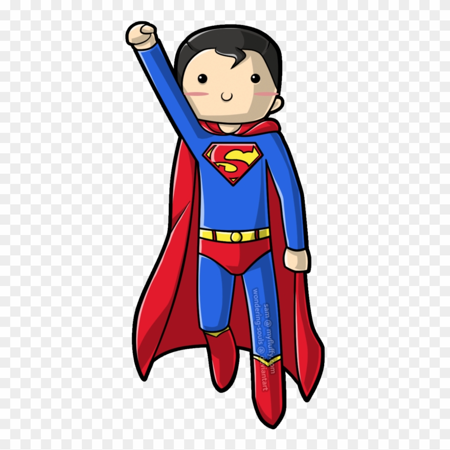 Superman Clipart Biezumd.
