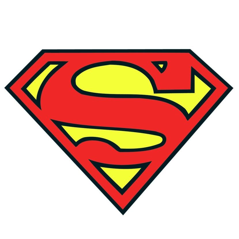 Superman clipart images.