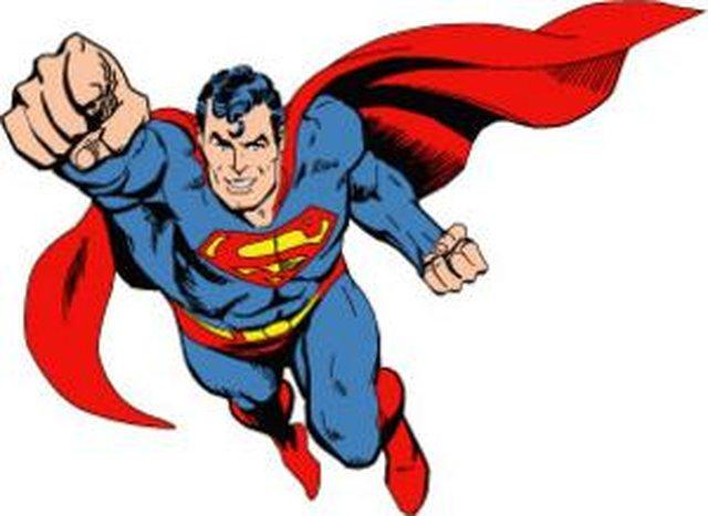 Superman clipart #5