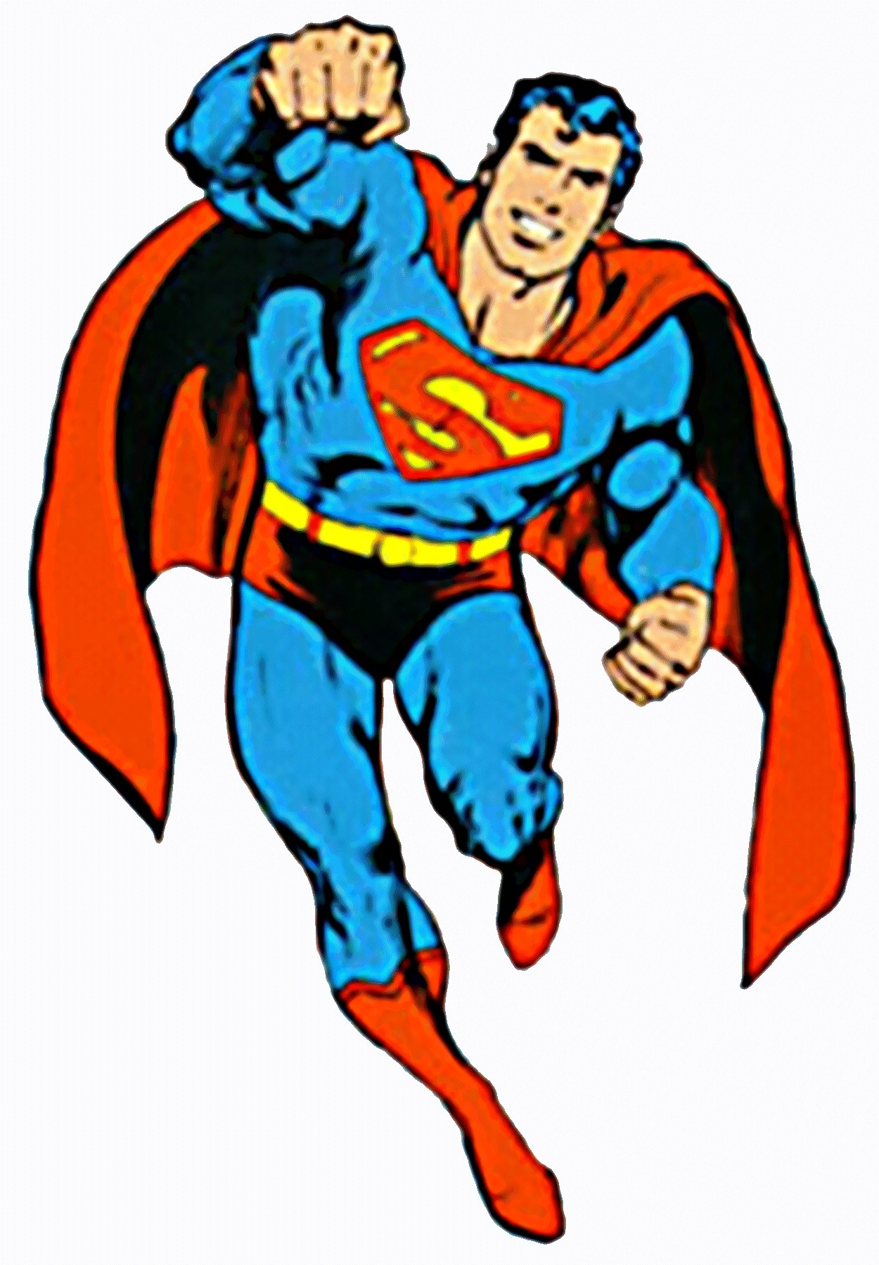 Superman clipart free 2.