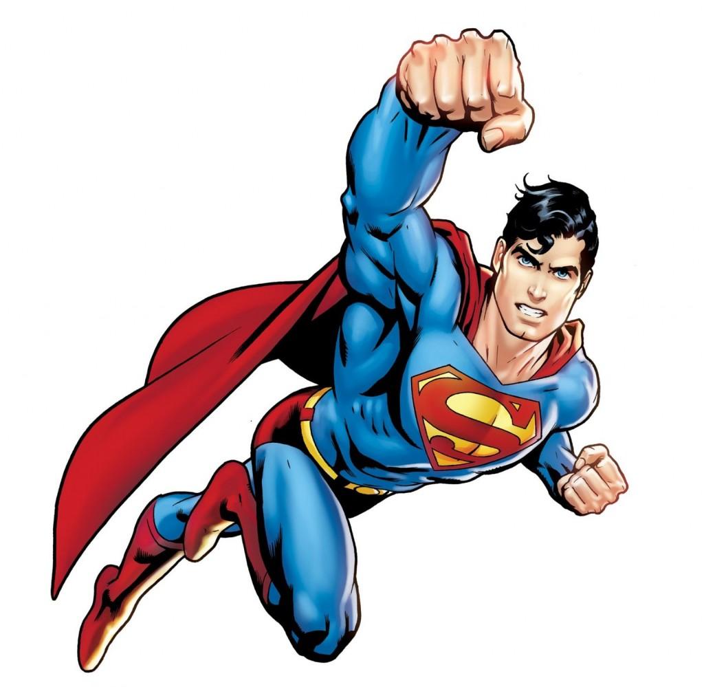 Superman clipart #4