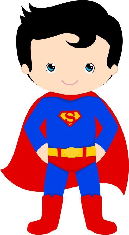 Superman clipart #17