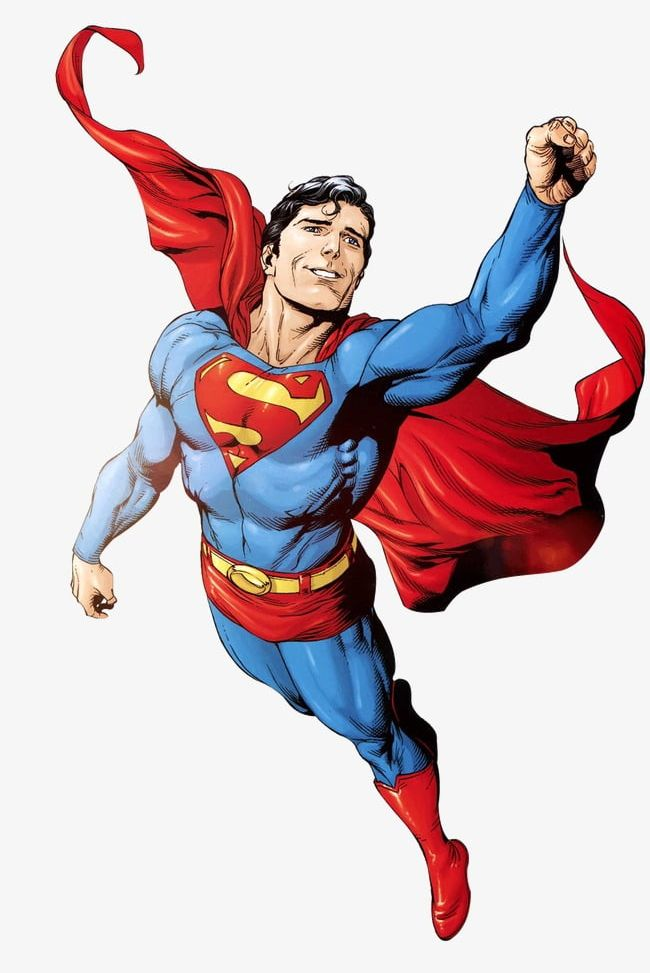 Superman PNG, Clipart, Flying, Flying Man, Man, Superman.