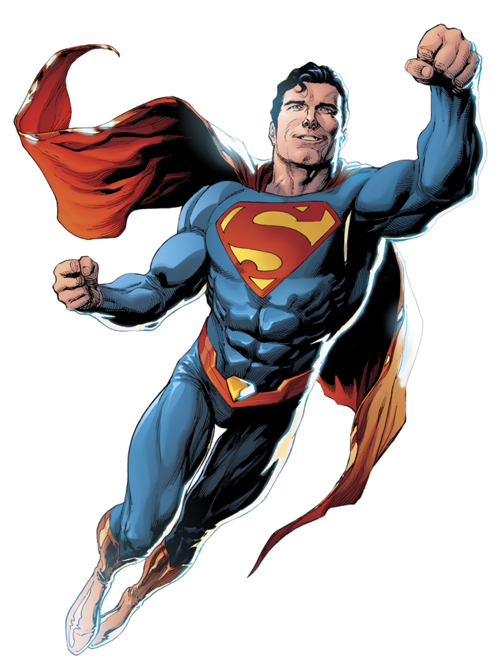 Superman Comic Png Group (+), HD Png.