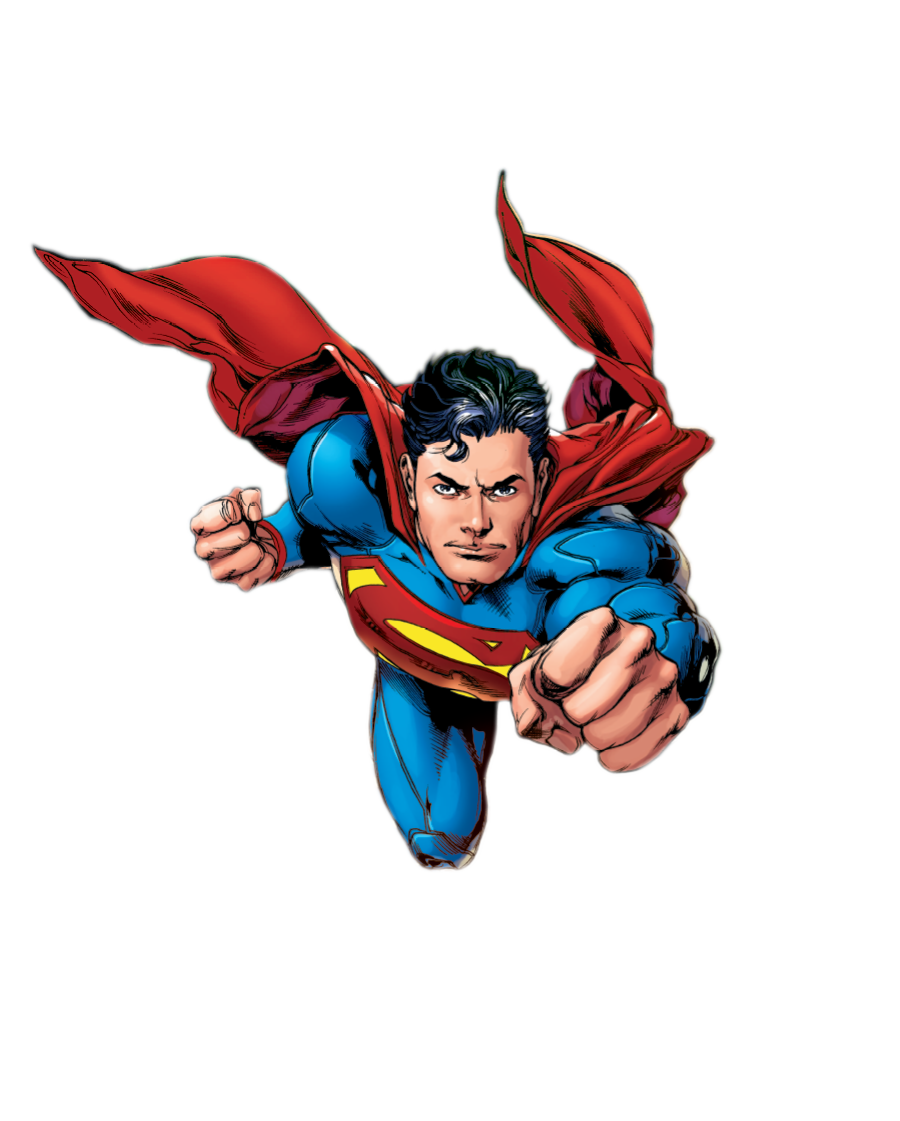 Superman vs Damian Wayne.