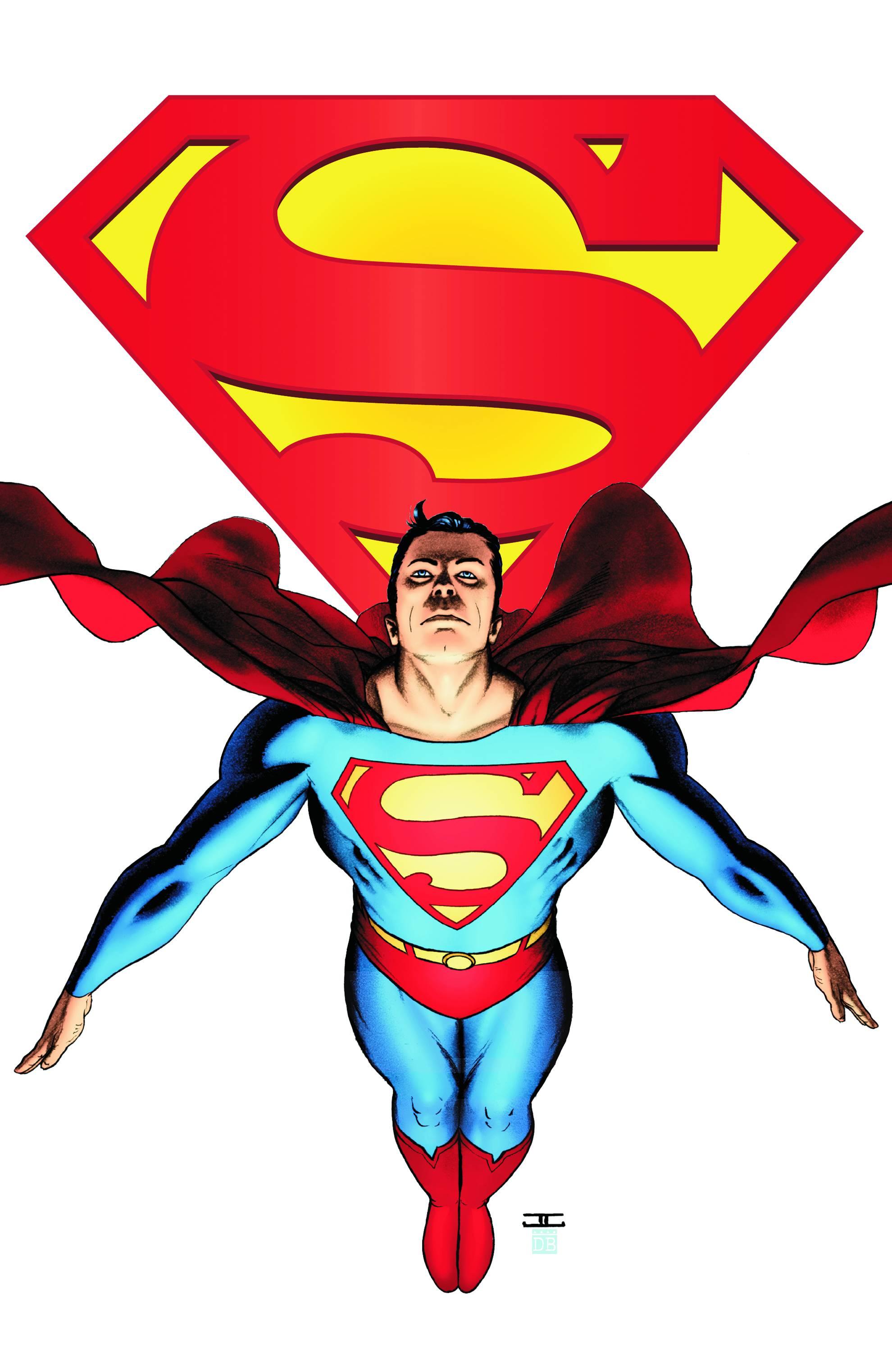 Superman clipart logo 2.