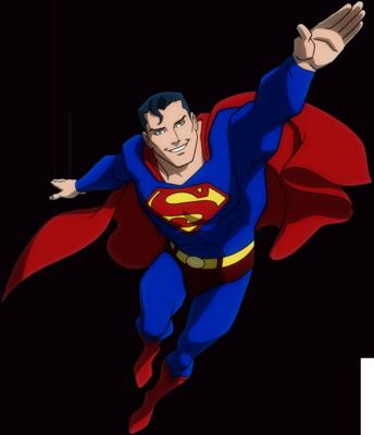 Superman clipart logo 3.