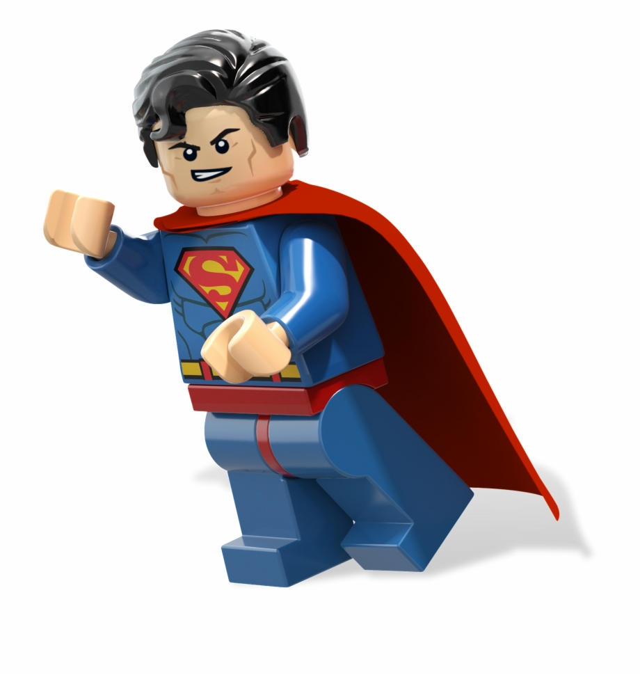 Superman Lego Png.