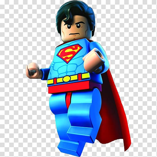 Lego Superman illustration, Superman Hulk Batman LEGO.
