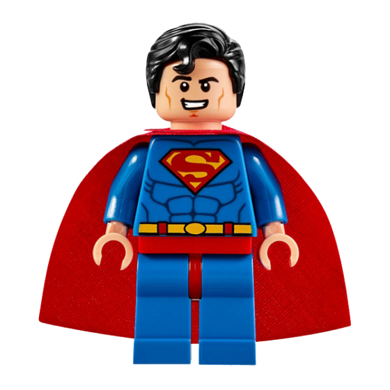 Superman Lego Hd Clipart Png Background.