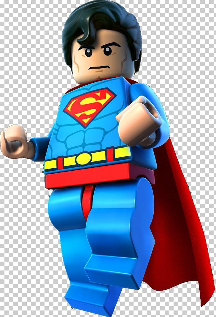 Lego Batman 2: DC Super Heroes Lego Superman PNG, Clipart.