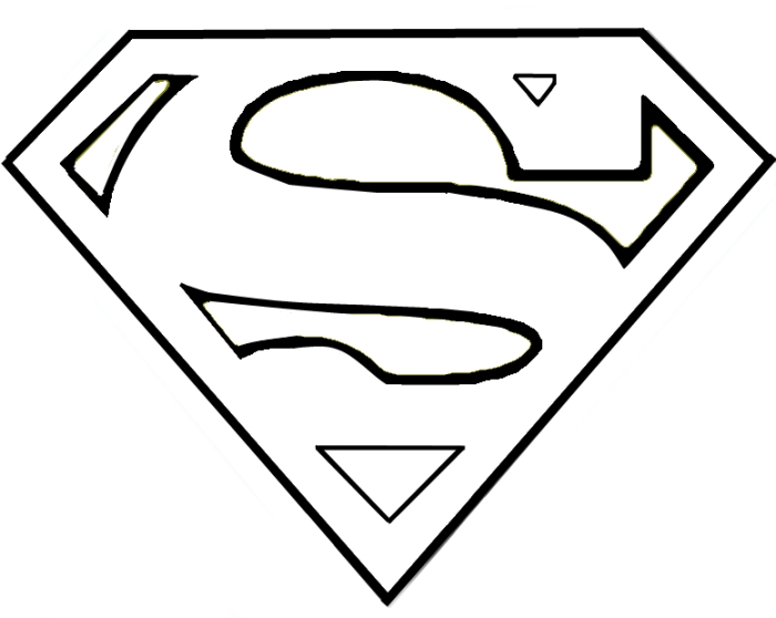 Free Superman Symbol, Download Free Clip Art, Free Clip Art.
