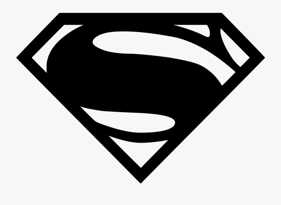 Superman Logo Clipart Vinyl Decal.