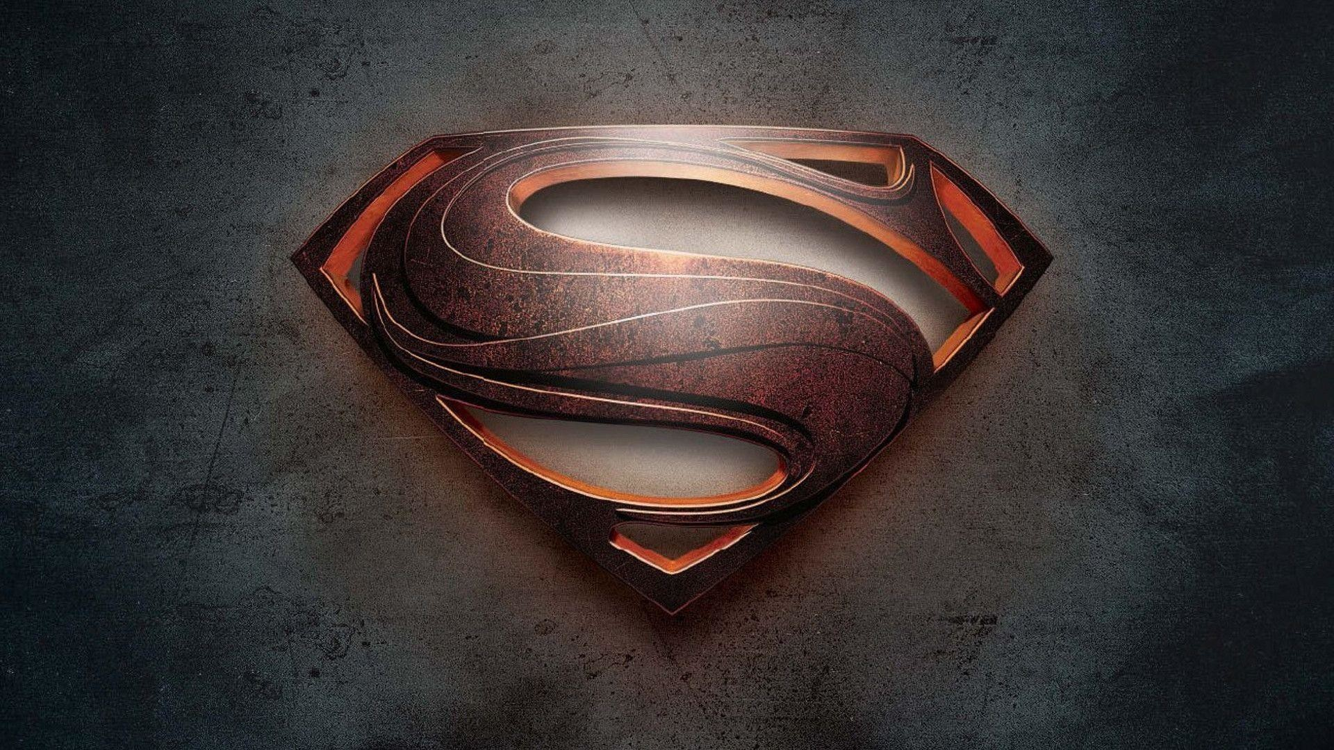 Superman Logo HD Wallpapers 1080p (60+ images).