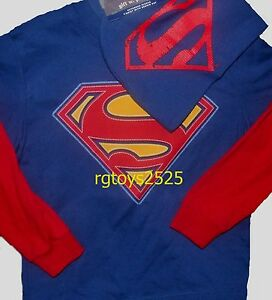 Details about DC Comic Superman Logo size 6.