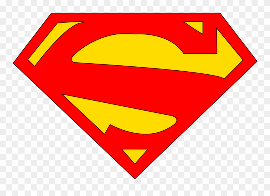 Superman Logo Png Images Pictures.