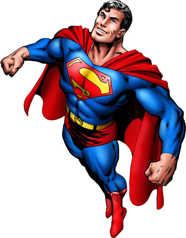 Superman PNG images free download.
