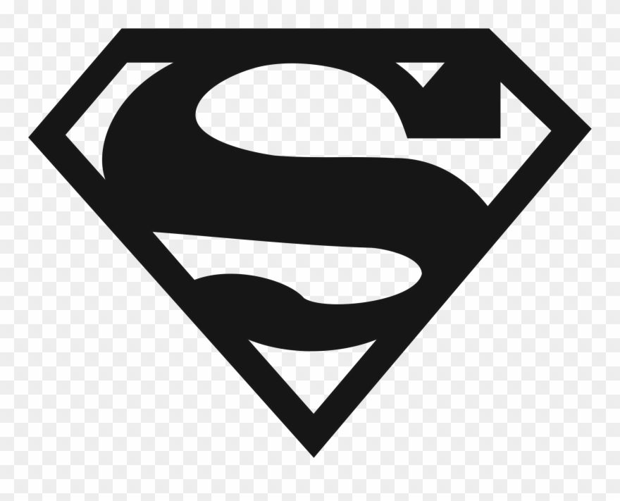 Superman Logo Decal Transprent Png Free.