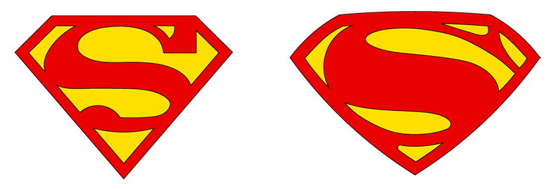 Best Free Online Resources for Superman and Batman Logos.