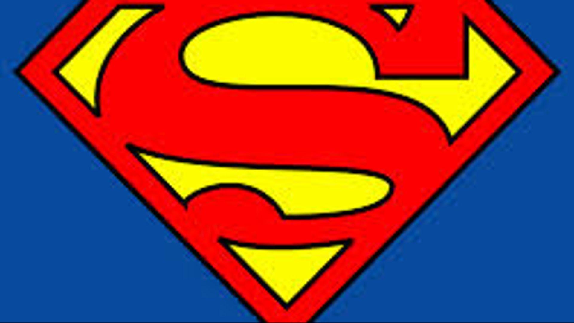 Best Superman Logo Clipart #18597.