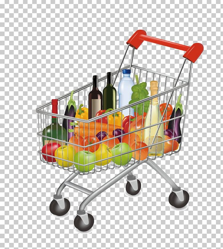 Supermarket Grocery Store Shopping Cart PNG, Clipart, Cart.