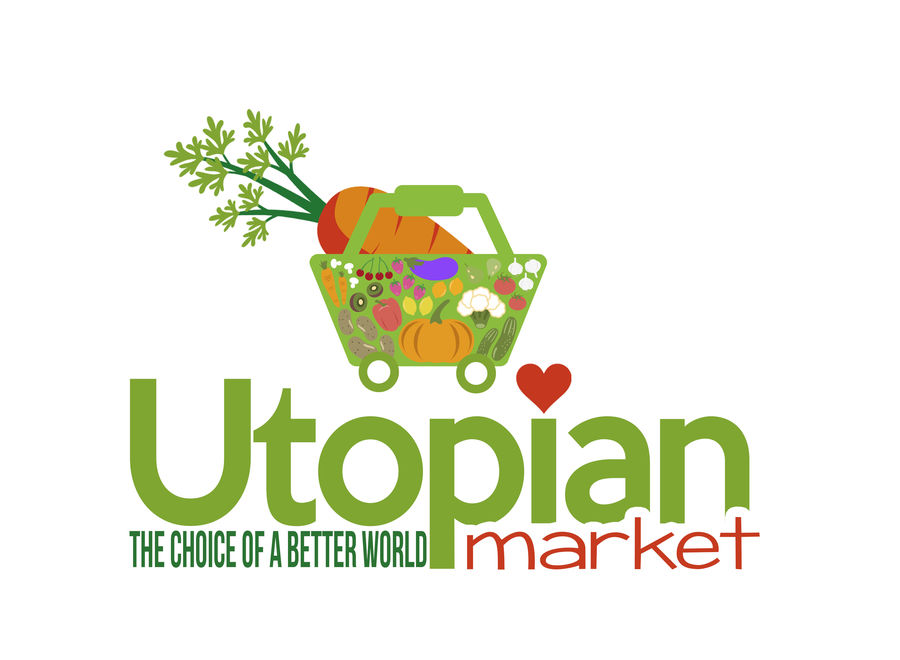 Entry #40 by ekrambd for Improve our SuperMarket Logo.