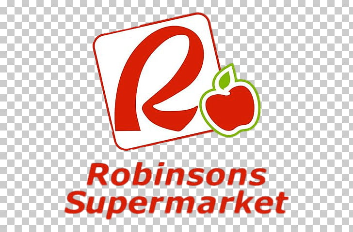 Robinsons Supermarket Logo, Robinsons Supermarket logo PNG.