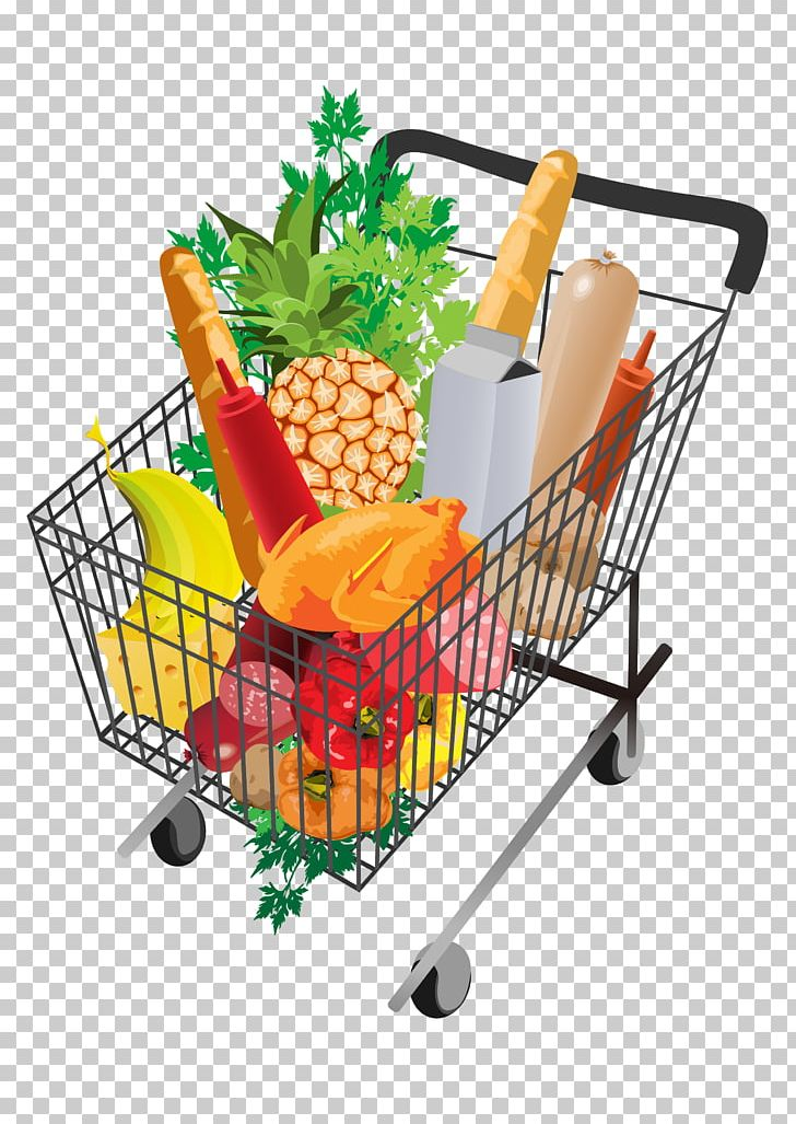 Supermarket Shopping Cart Grocery Store PNG, Clipart, Cart.