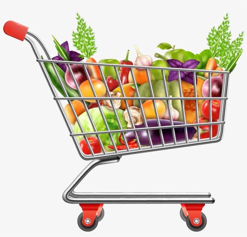 Vegetable Clipart Supermarket.