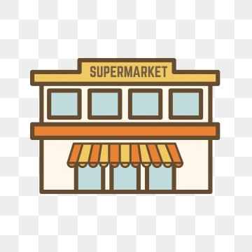 Supermarket Png, Vector, PSD, and Clipart With Transparent.