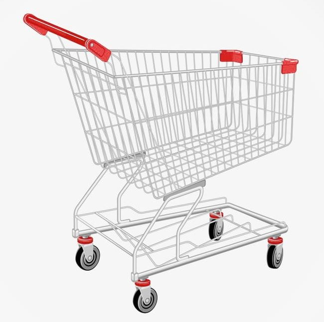 Supermarket Trolley PNG, Clipart, Soil, Supermarket.