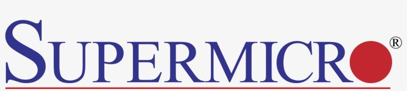 Supermicro Computer Logo Png Transparent.