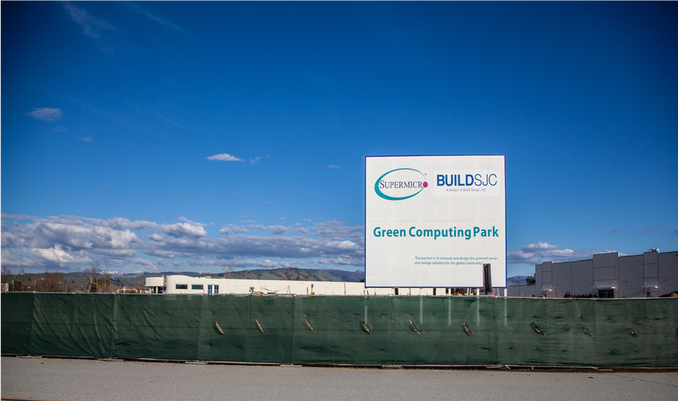 Supermicro Builds The Edge In Silicon Valley.
