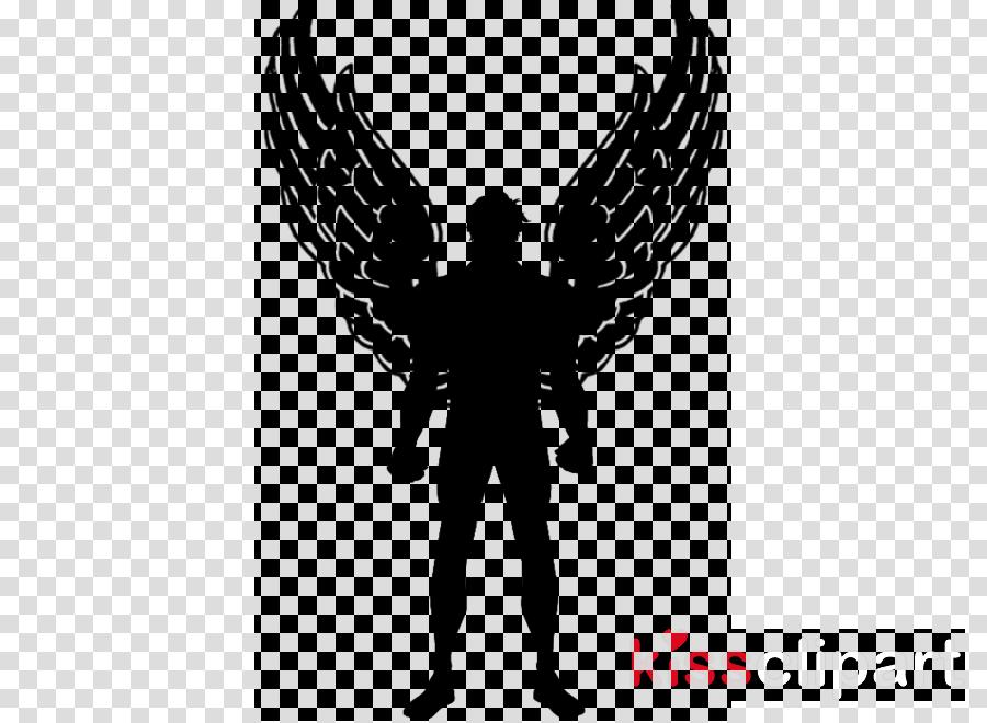 angel wing fictional character supernatural creature emblem.