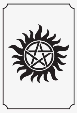Supernatural Symbol PNG, Transparent Supernatural Symbol PNG.