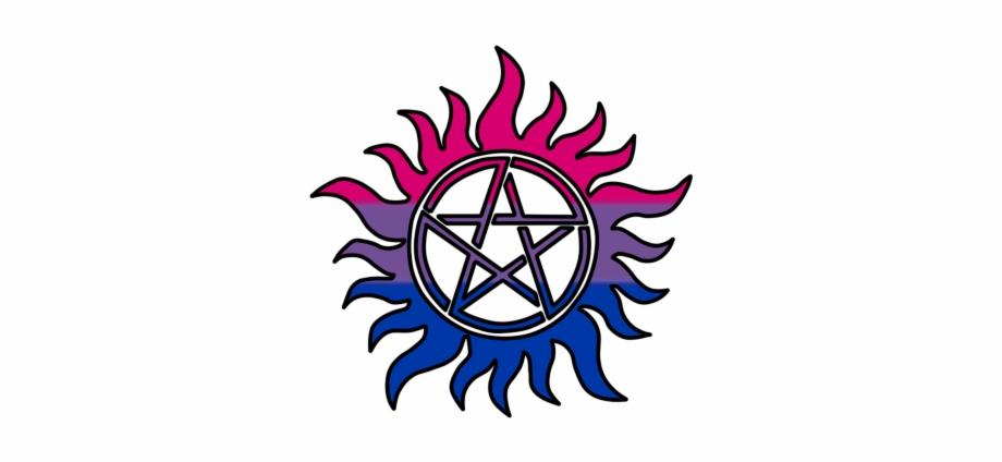 bi Pride #supernatural #antipossesion.