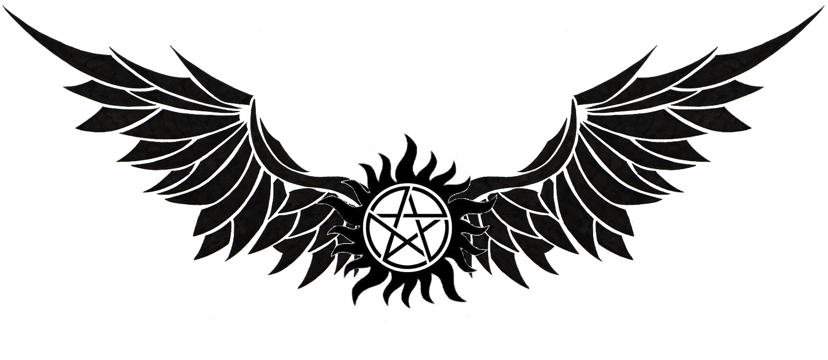 Supernatural Logo Png.