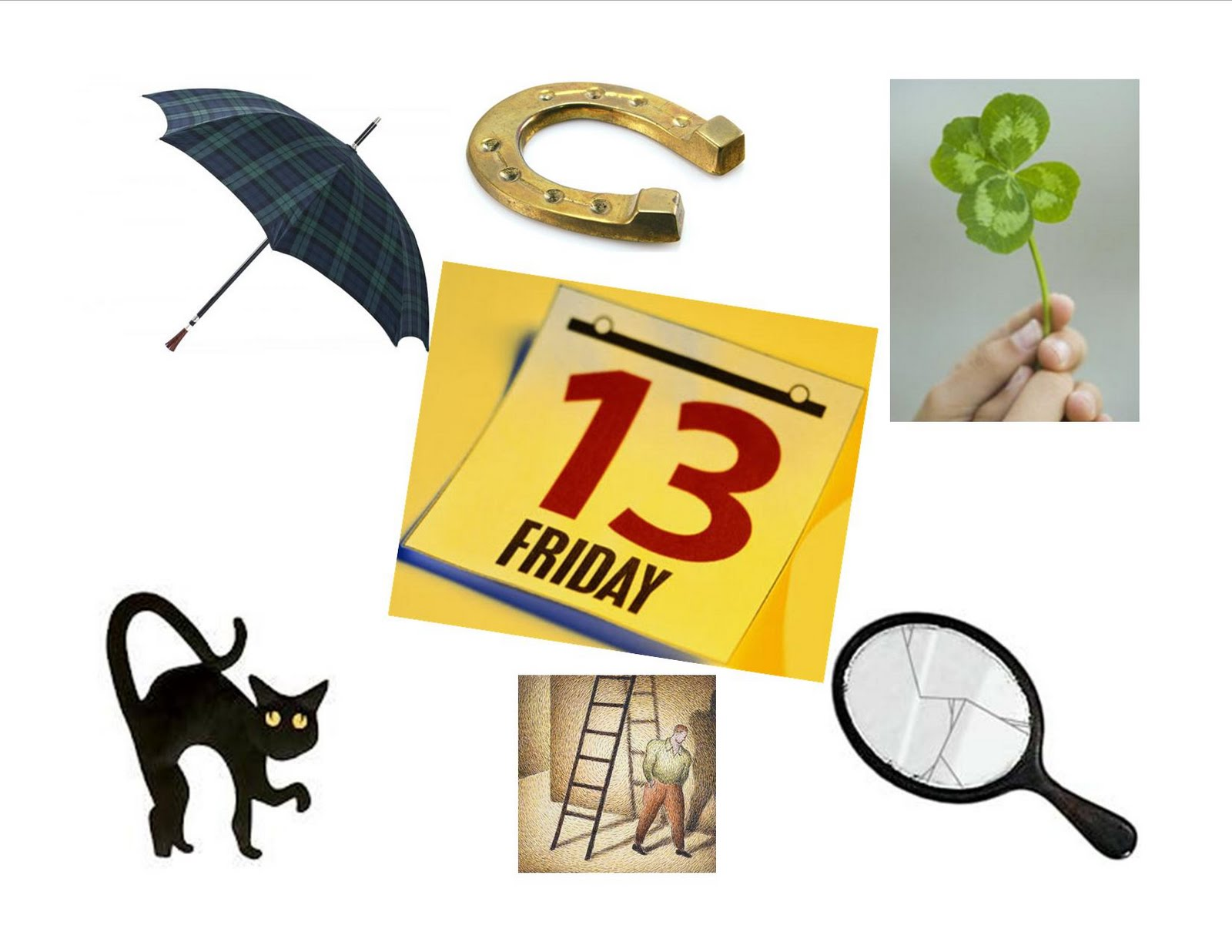 Friday 13 Clipart.