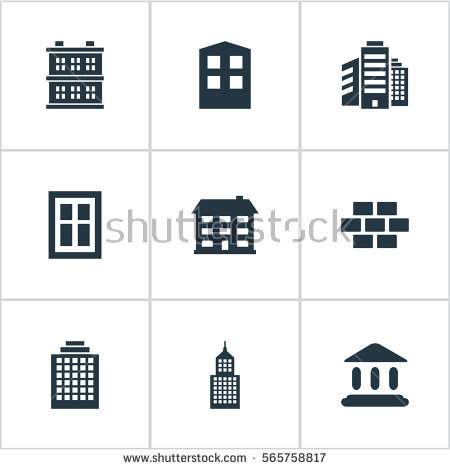Structure Icon Stock Photos, Royalty.