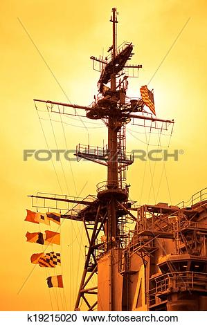 Stock Photography of Superstructure k19215020.