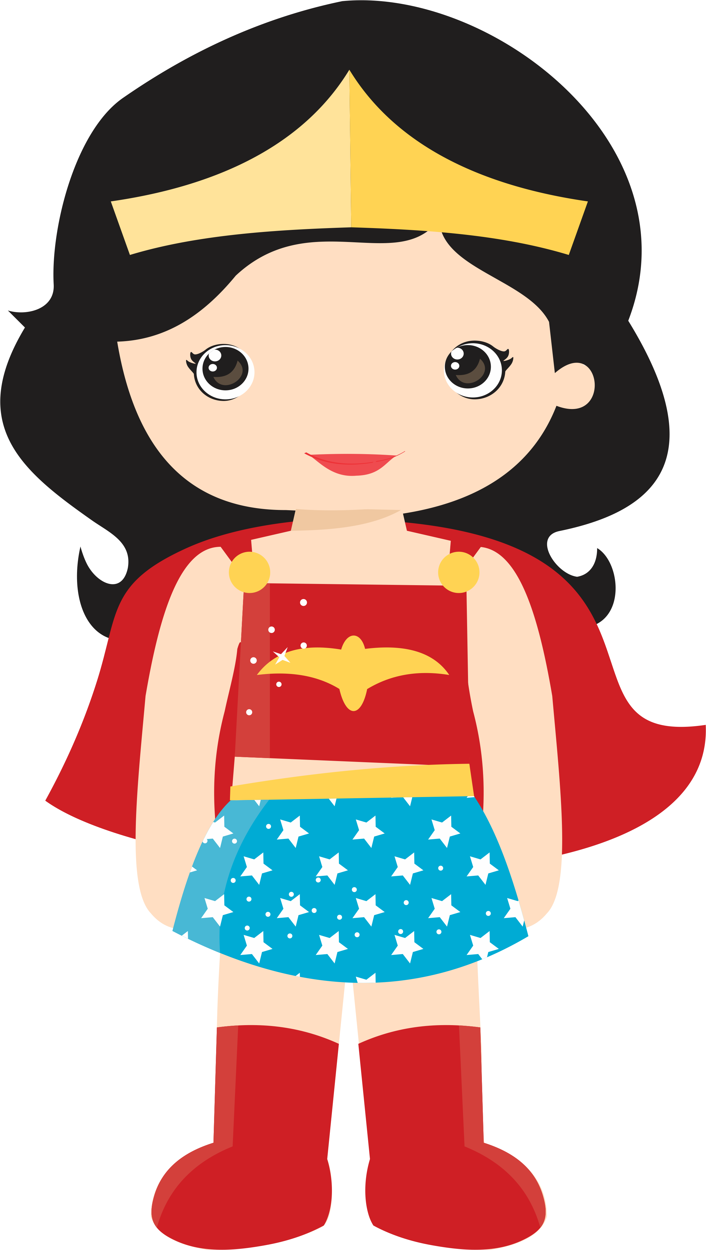 superwoman Pin by ashley earnest on girl clipart and vectors.