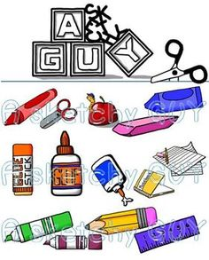 Supplied clipart.