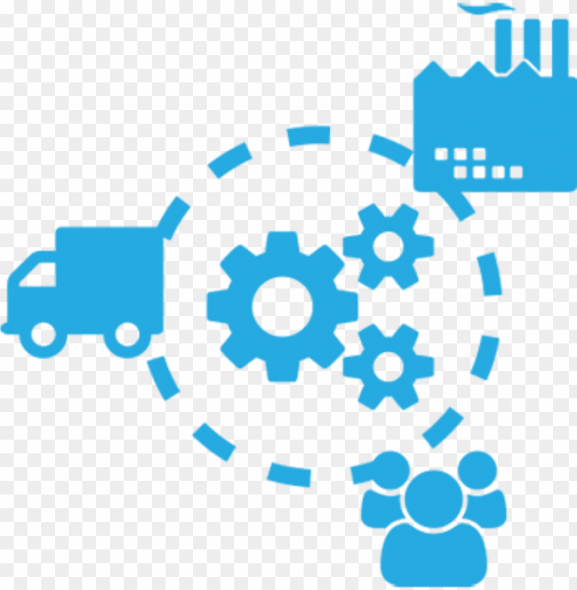 supply chain icon png.