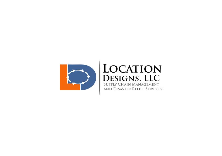 Supply Chain Management Co. Logo Design.