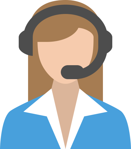 Business, customer, service, support icon.